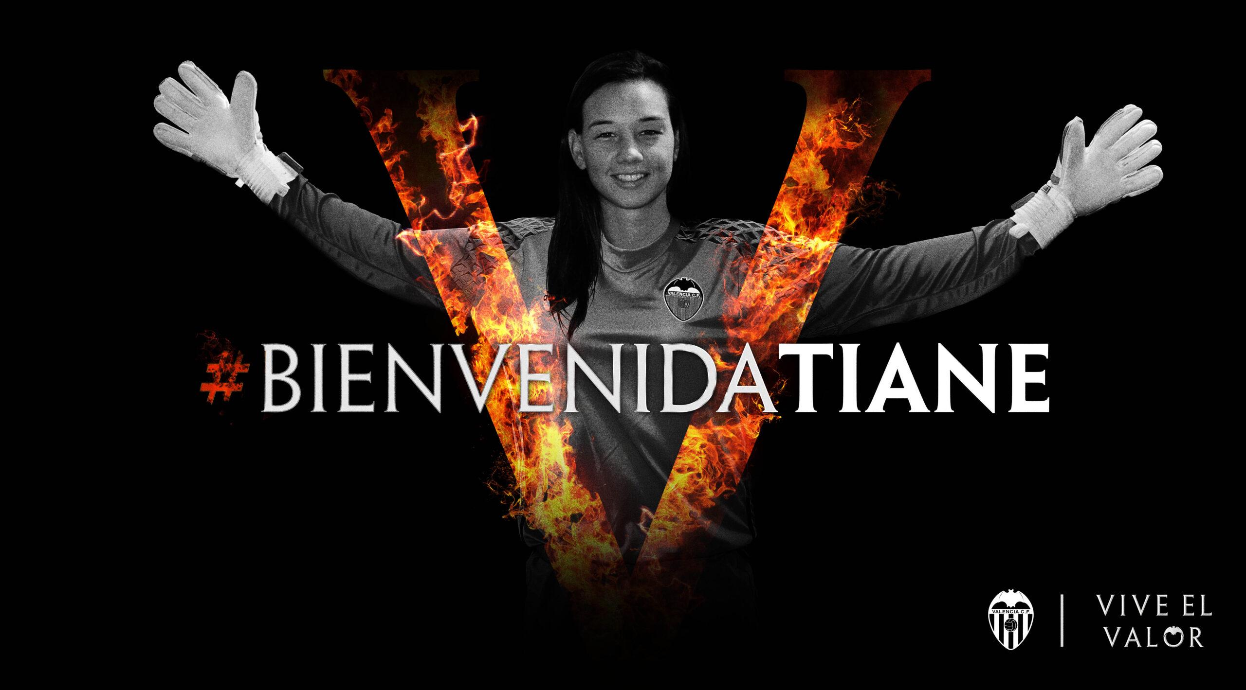 Christiane Endler es nueva jugadora del Valencia CF