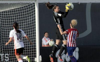 Christiane Endler se mete en la historia de la liga española